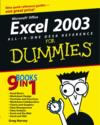 Excel for Dummies 2003
